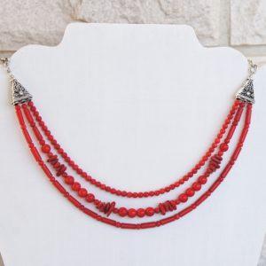 Ожерелье из Коралла CJ214