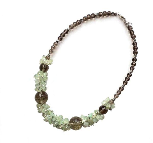 ожерелье из граната