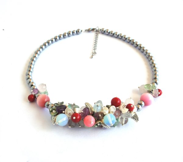 летнее ожерелье